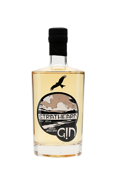 Strathearn Oaked Highland Gin - 70cl