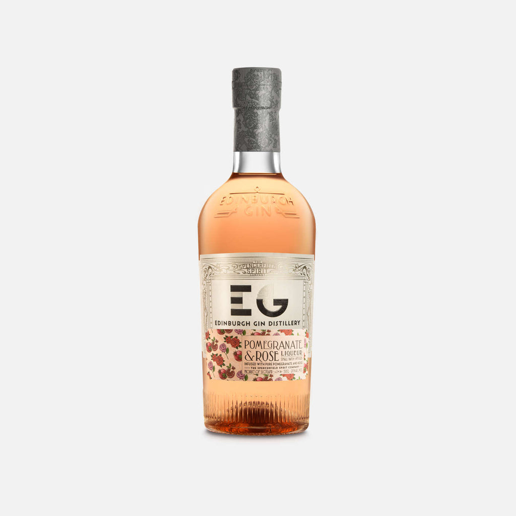Edinburgh Pomegranate & Rose Gin Liqueur 20cl
