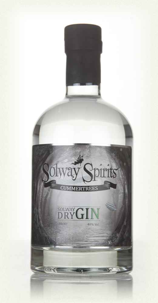 Solway Dry Gin - 70cl