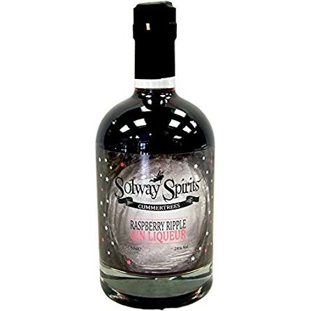 Solway Raspberry Ripple Gin Miniature