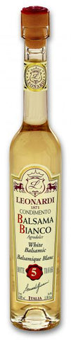 Leonardi White Balsamic Condiment, 100ml