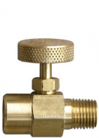 test popular-products #V-334 All Brass Adjusting Needle Valve