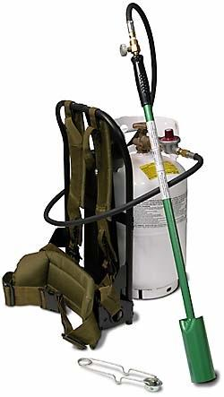 #BP223C Weed Dragon® Back Pack Kit