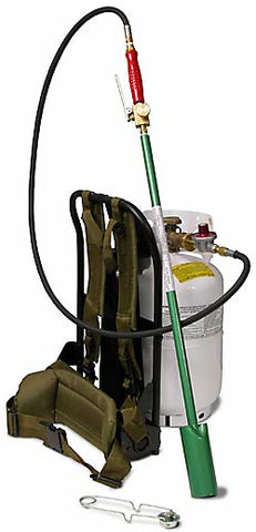 #BP223SVC Weed Dragon®  Backpack Kit w/ Squeeze Valve