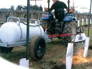 Red Dragon® Vineyard & Orchard Flamers - Flame Engineering