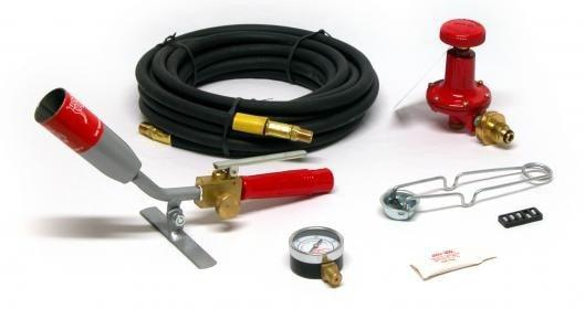 #RT11/2-10C Red Dragon® Roofing Torch Kit