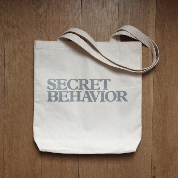 Secret Behavior Tote
