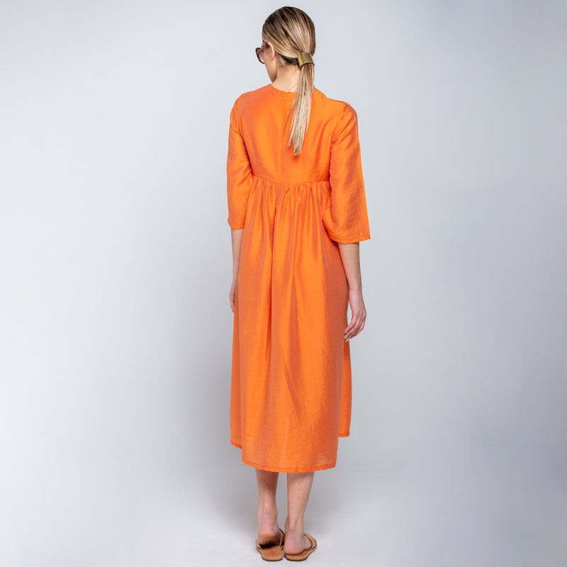 Mimosa Dress Floreale