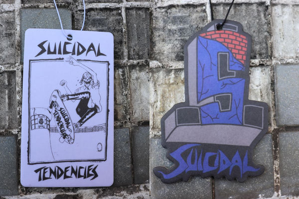 Suicidal Tendencies Air Freshener