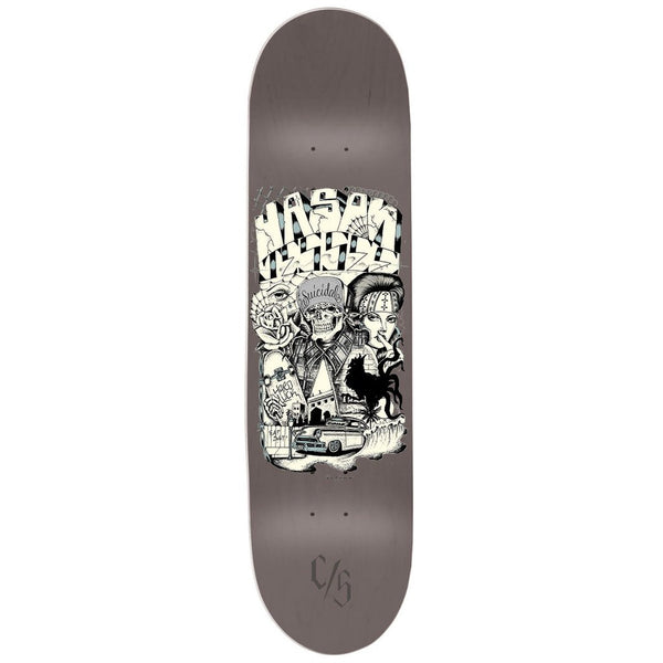 SOLD OUT - Suicidal Skates - Jason Jessee Collaboration Deck - STREET (Shipping Charges Included)