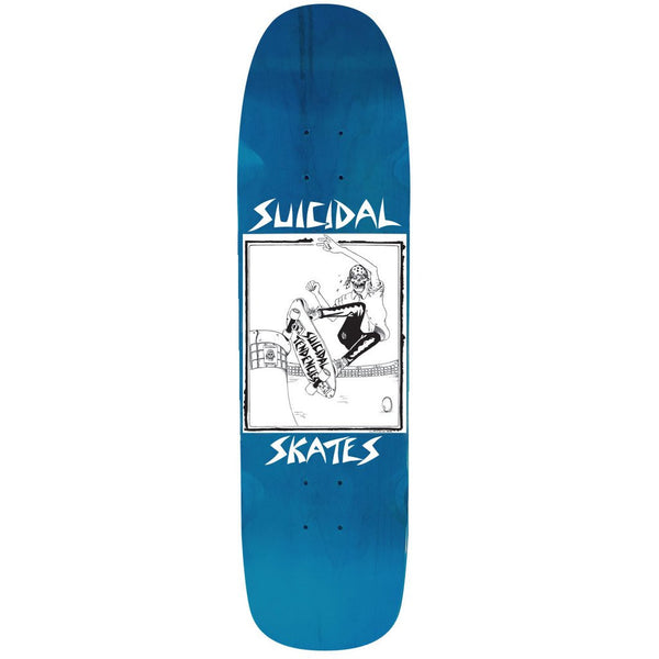 SOLD OUT - Suicidal Skates - Lance Pool Skater - Pool Deck (Shipping Charges Included)