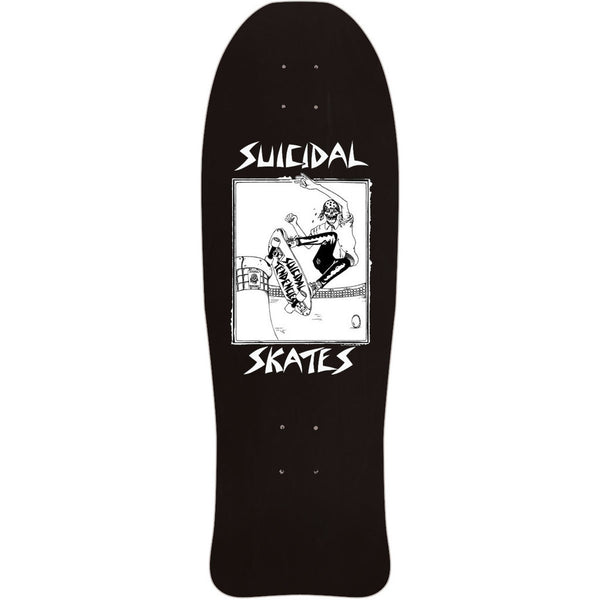 SOLD OUT - Suicidal Skates - Lance Skater Old School Deck (Shipping Charges Included)