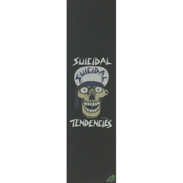 SOLD OUT - Suicidal Mob Griptape Sheet Skull