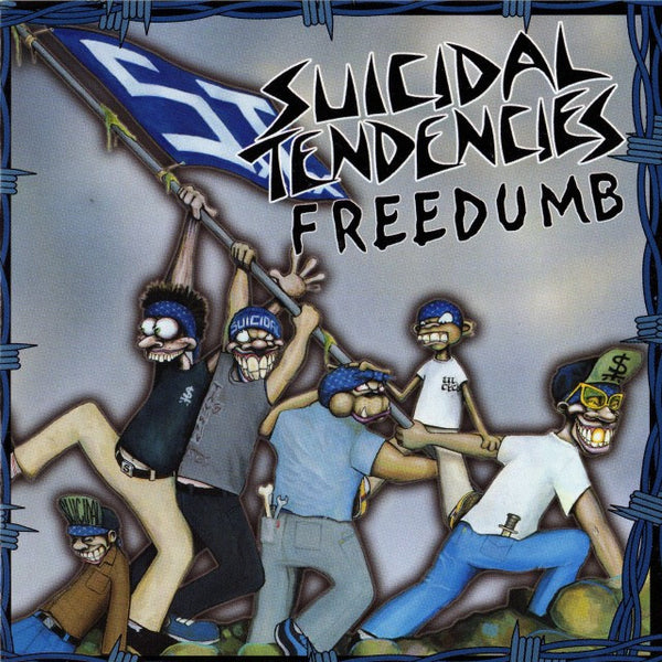 SOLD OUT - Suicidal Tendencies - FreeDumb - 1999