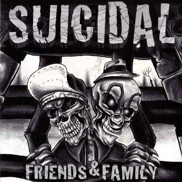 SOLD OUT - Suicidal Tendencies - Friends & Family - 1997