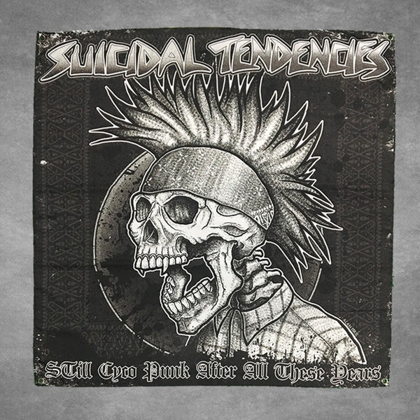 Suicidal Tendencies Wall Banner - Still Cyco Punk