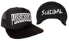Suicidal Tendencies OG Flip Up Trucker Hat Possessed