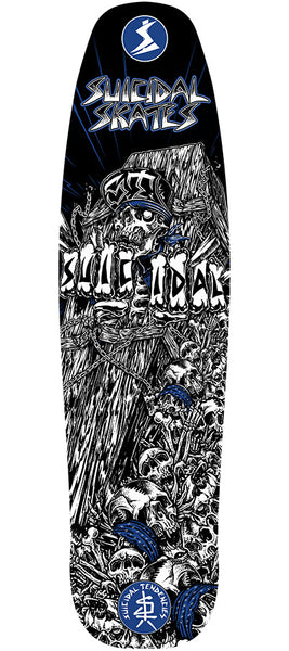 SOLD OUT - 'Get Your Fight On!' POOL SKATE DECK + Poster (Shipping Charges Included)