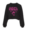 Suicidal Tendencies Girls Pullover Sweatshirt