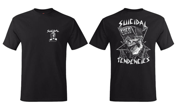 Suicidal Tendencies T-Shirt Cyco Vision Johnny Crap