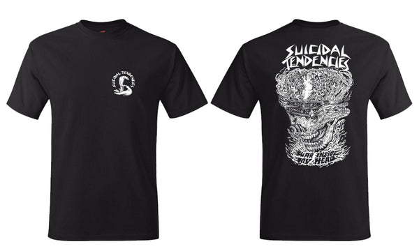 Suicidal Tendencies T-Shirt War Inside My Head