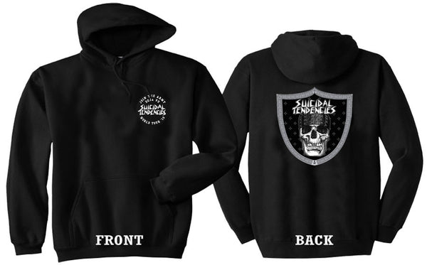 HS 10 ST Join The Army/DejaVu 2010 Tour Hoodie