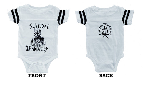 Infant Football Bodysuit Onesie