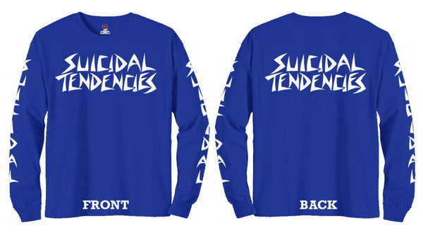 Suicidal Tendencies LLS ST COLORS