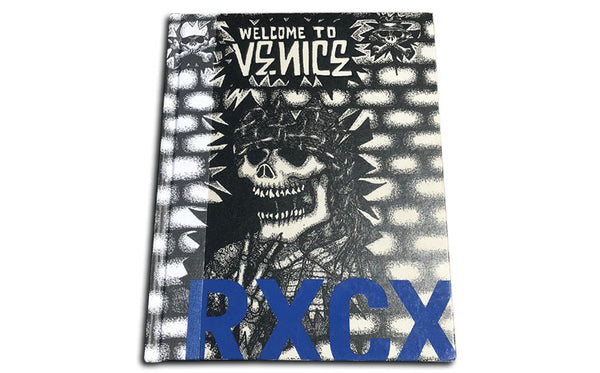 RxCx 'WELCOME TO VENICE' BOOK (Shipping Charges Included)