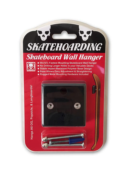 SKATE HANGER - WORKS WITH ALL DECKS COMPLETES AND SHAPES!