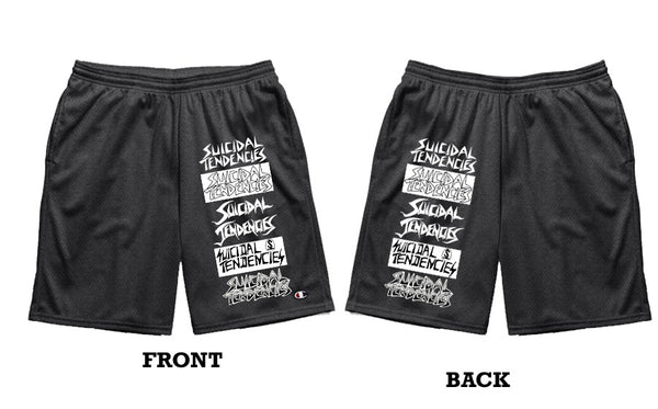 Suicidal Tendencies Shorts 'The Legacy'