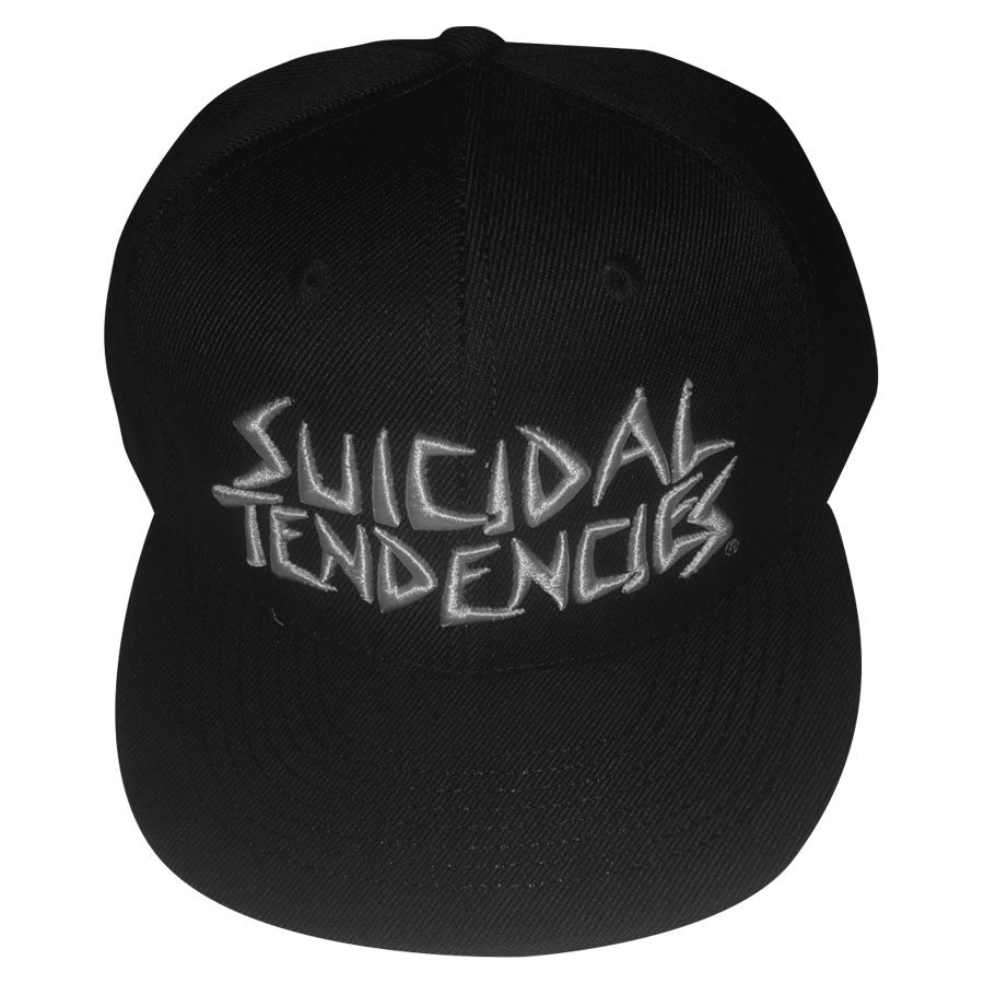 7c136679bb8 Suicidal Tendencies Hat - Full Embroidered Baseball Hat – Suicidal ...