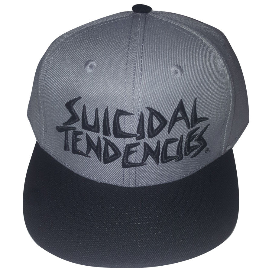 0109c8e7f112c Suicidal Tendencies Hat - Full Embroidered Baseball Hat – Suicidal ...