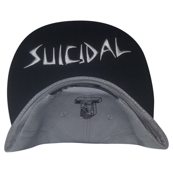 ST Full Embroidered Custom Snapback Baseball Hats – Suicidal Tendencies  Merchandise STore 265c8d1a0b9