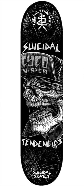 Suicidal Tendencies Cyco Vision Skateboard Deck