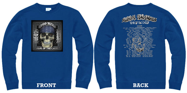 ST Year Of The Cycos TOUR 2008 Crew Neck Sweater