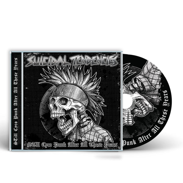 PRE ORDER - STill Cyco Punk After All These Years CD