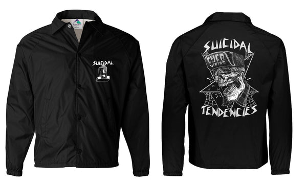 Suicidal Tendencies Cyco Vision windbreaker Jacket