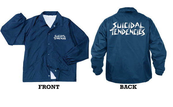 Windbreaker ST Logo NEW COLORS