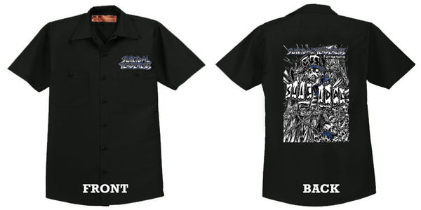 Suicidal Tendencies Get Your Fight On! work shirt