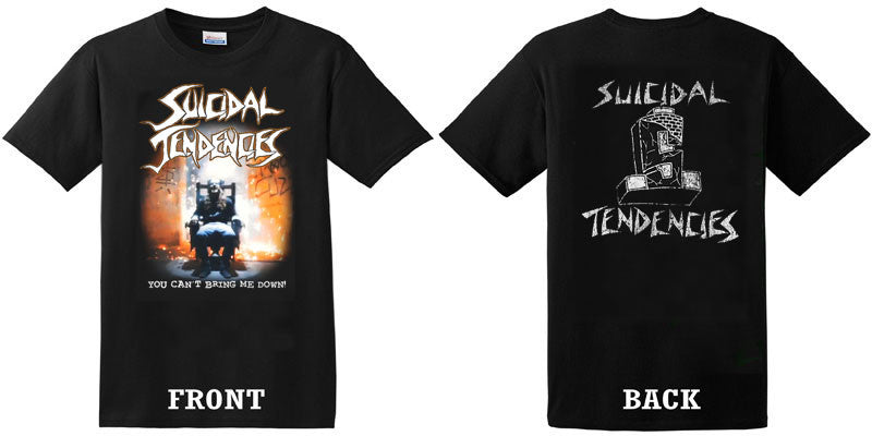 fc1f9fa8a TS YCBMD You Can't Bring Me Down – Suicidal Tendencies Merchandise STore