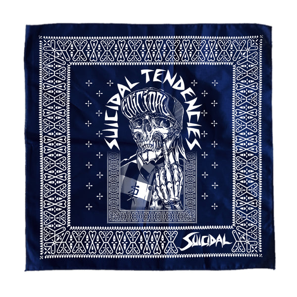 Suicidal Tendencies Bandana One Finger