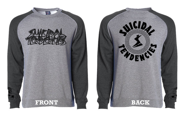 Suicidal Tendencies crew neck Cyclone sweatshirt