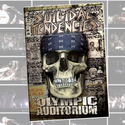 Suicidal Tendencies - Live At The Olympic Auditorium (2010)