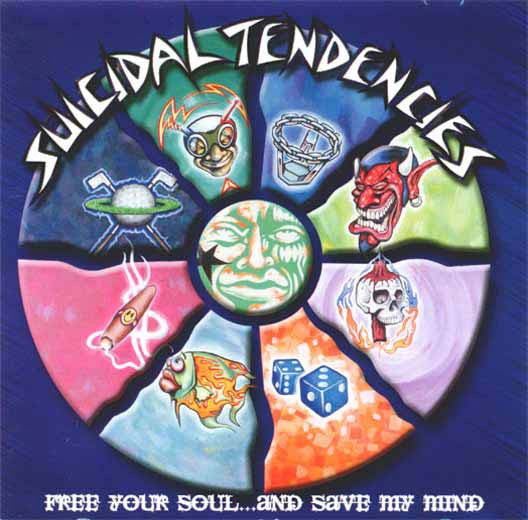 Suicidal Tendencies - Free Your Soul...And Save My Mind - 2000
