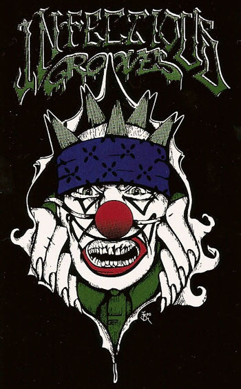 IG Clown sticker
