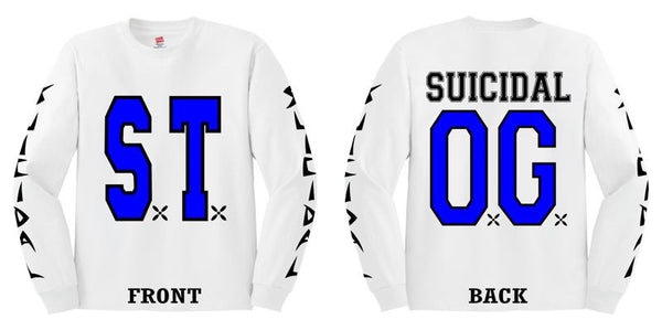 Long Sleeve OG Suicidal