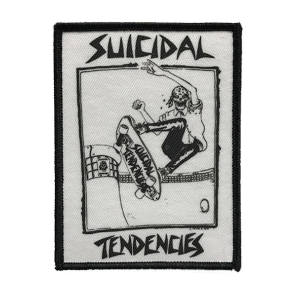 SUICIDAL TENDENCIES LANCE SKATER PATCH
