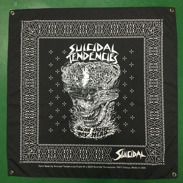 Suicidal Tendencies War Inside My Head Banner