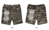 Suicidal Tendencies cotton Shorts 'The Legacy' Forest Camo